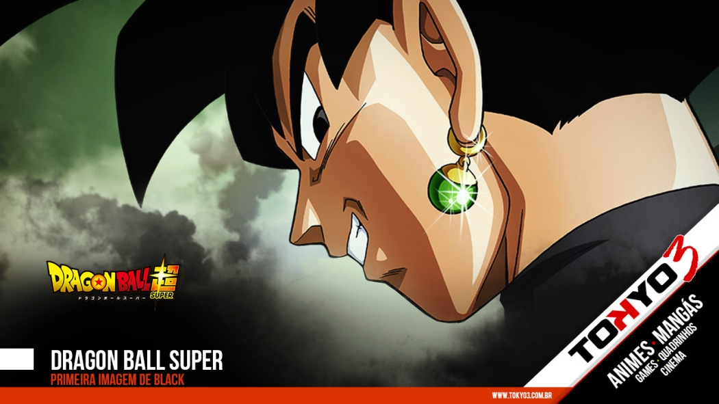 Dragon Ball Super - Primeira imagem de Black