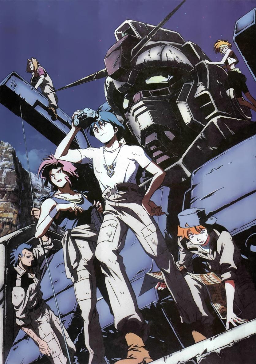 Blu-ray de Gundam: The 08th MS Team virá com curta-metragem inédito