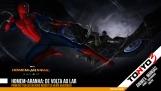 O cabeça de teia está de volta em Homem-Aranha: De Volta ao Lar