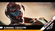 """Marvel divulga primeiro trailer de """"Os Vingadores 2: A Era de Ultron"""""""