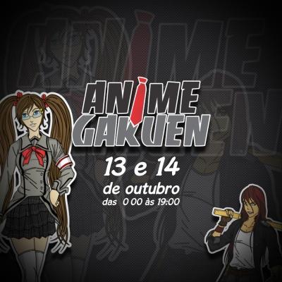 Anime Gakuen 2012 acontece em Outubro em Floripa