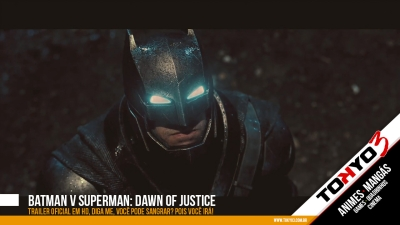 Batman v Superman: Dawn of Justice - Trailer oficial em HD