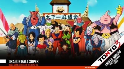 Dragon Ball Super - Anime retorna 18 anos depois e chega em Julho