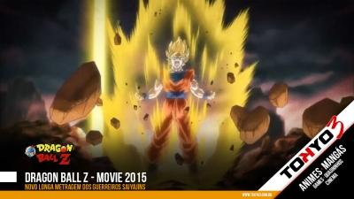 Dragon Ball Z Movie 2015 - Novo longa dos guerreiros Saiyajins