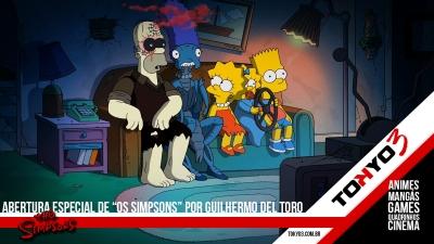 Guillermo del Toro homenageia filmes em abertura épica de 'Os Simpsons' para Treehouse of Horror XXIV