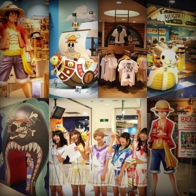 """Inaugurada no Japão loja permanente de One Piece """"Mugiwara Store"""""""