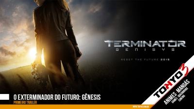 O Exterminador do Futuro: Gênesis - Primeiro trailer
