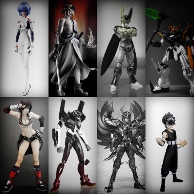 Onde comprar Action Figures de animes no Brasil (Parte 2)