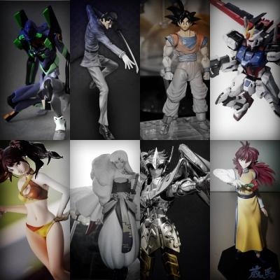 Onde comprar Action Figures de animes no Brasil (Parte 3)