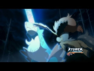 Pokémon the Movie: Kyurem vs. The Sword of Justice trailer estendido para os EUA