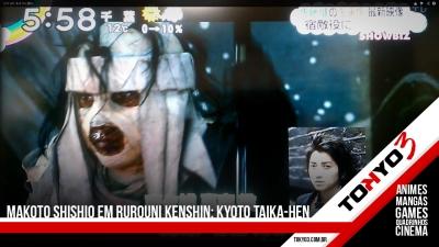 Rurouni Kenshin: Kyoto Taika-hen - Confira o visual de Makoto Shishio no novo live action