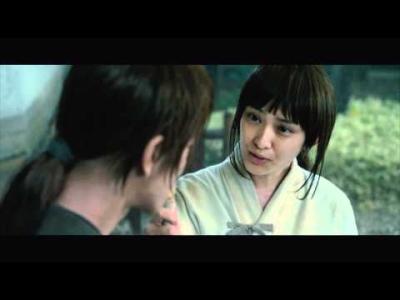 """Rurouni Kenshin: Meiji kenkaku roman tan (Filme estilo """"Live Action"""") 2012"""
