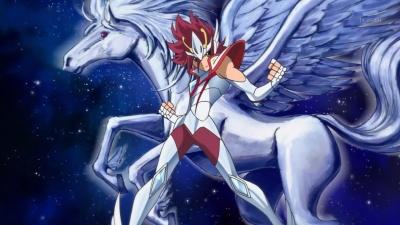 Saint Seiya Omega - A nova saga dos Cavaleiros do Zodiaco