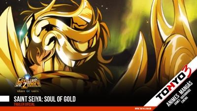 Saint Seiya: Soul of Gold - Trailer oficial em HD