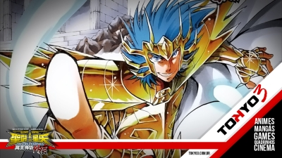 Saint Seiya - The Lost Canvas Gaiden #4 disponível