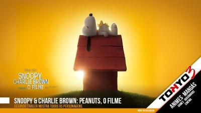 Snoopy & Charlie Brown: Peanuts, O Filme - Segundo trailer mostra todos os personagens