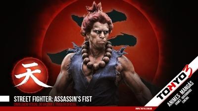 Street Fighter: Assassin's Fist - Divulgado visual do Akuma e o trailer oficial