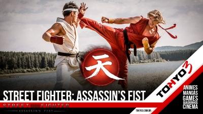 Street Fighter: Assassin's Fist será exibido pelo canal Machinima