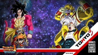 Trailer de Dragon Ball Heroes Ultimate Mission