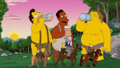 """Veja a abertura de """"O Hobbit"""" de Os Simpsons"""