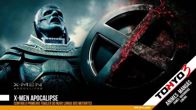 Confira o primeiro trailer de X-Men: Apocalipse