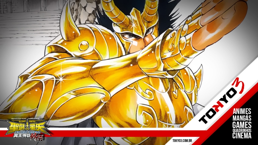 Saint Seiya - The Lost Canvas Gaiden #5 disponível