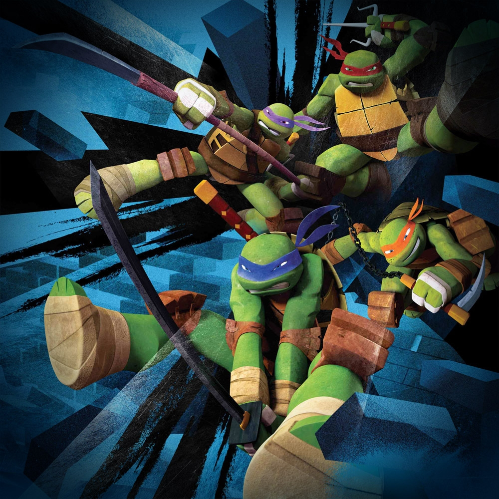 As Tartarugas Ninja A Nova Serie Veja Os Detalhes Do Desenho No