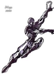 Spider Style feito por Diego Alberto da Silva Tillmann