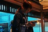 Takeru Satoh divulga fotos do set de filmagens do novo longa de Rurouni Kenshin em seu blog oficial
