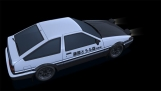 Initial D 5th Stage - Hachi Roku (A86) [01]