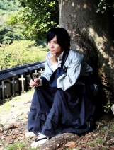 Soujiro Seta interpretado por Ryunosuke Kamiki