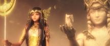 Os Cavaleiros do Zodíaco: A Lenda do Santuário - Imagem promocional - Saori