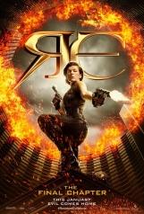 Resident Evil 6: O capítulo final - Pôster