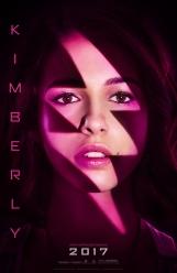 Power Rangers O Filme [2017] - Pôster Kimberly