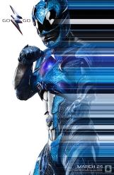 Power Rangers O Filme [2017] - Pôster Ranger Azul