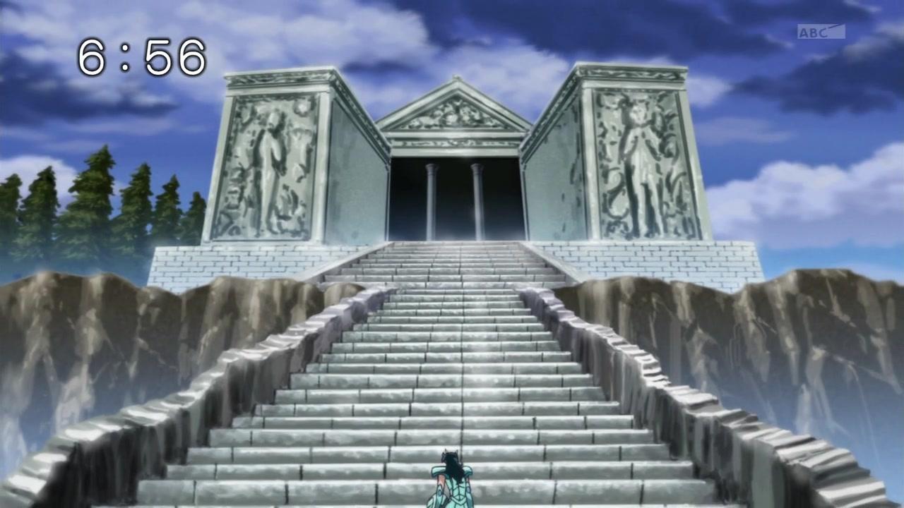 Aventura 2: A ambição de Alberich. Neve vermelha. - Página 4 Saint-seiya-omega-casa-de-gemeos-do-novo-santuario